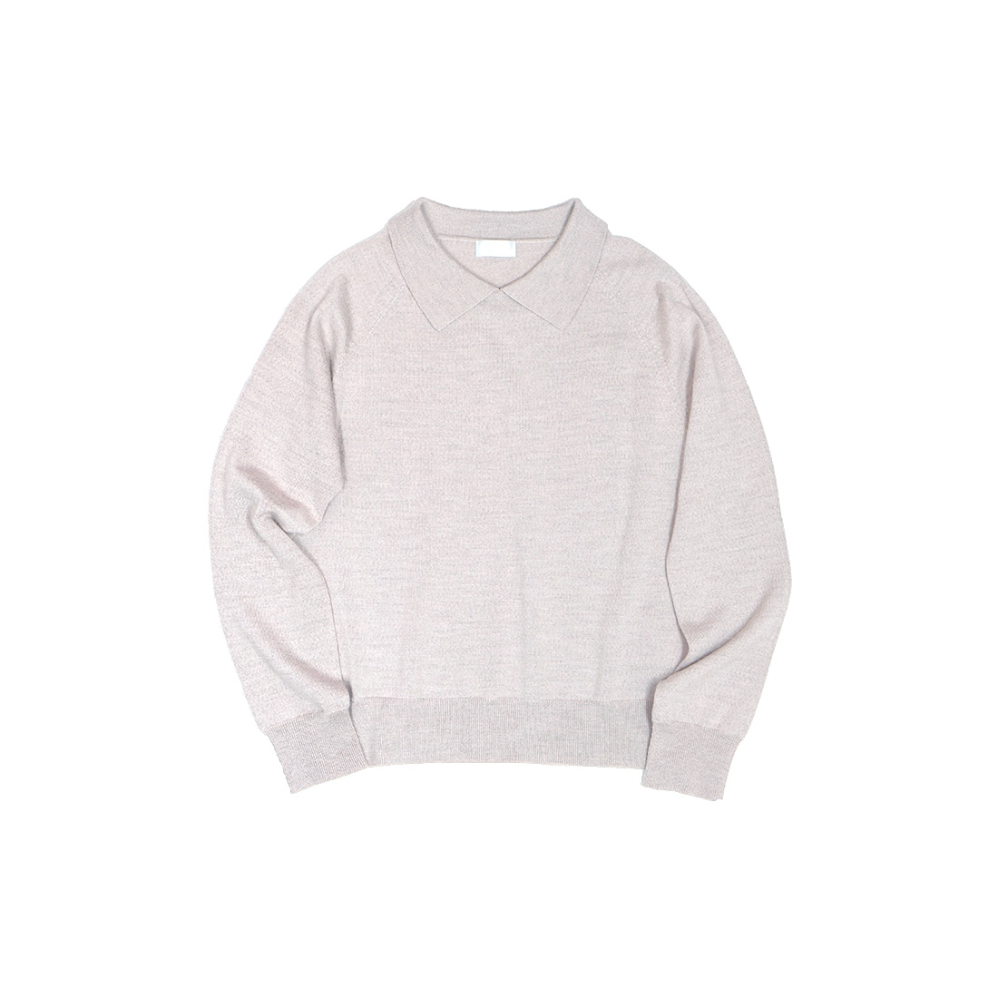 Polo-Knit-トップ1